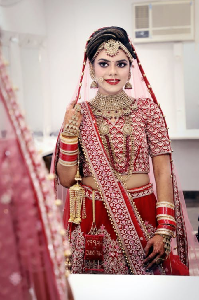 Bride showcased to show Indian Weddings in Sydney and Australia